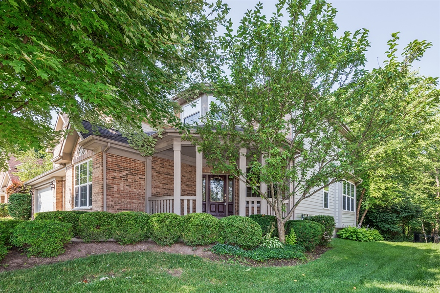 Real Estate Photography - 888 Forest Glen, Bartlett, IL, 60103 - Front View