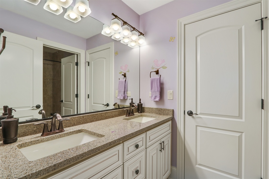 Real Estate Photography - 1232 N Chicago Avenue, Arlington Heights, IL, 60004 - 3rd Bathroom