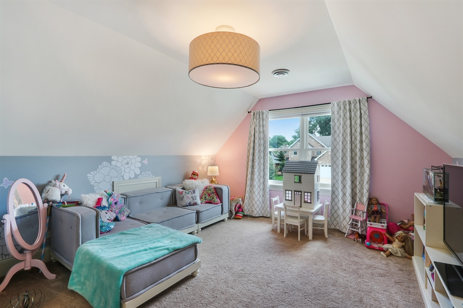 Real Estate Photography - 1232 N Chicago Avenue, Arlington Heights, IL, 60004 - 4th Bedroom