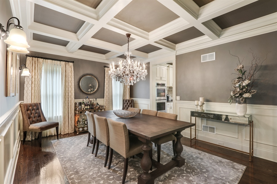 Real Estate Photography - 1232 N Chicago Avenue, Arlington Heights, IL, 60004 - Dining Room