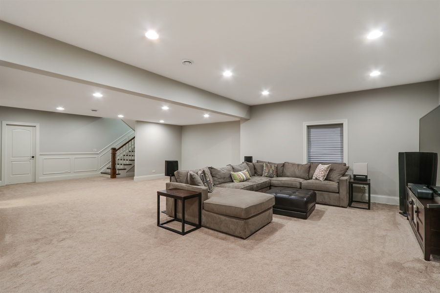 Real Estate Photography - 1232 N Chicago Avenue, Arlington Heights, IL, 60004 - Basement
