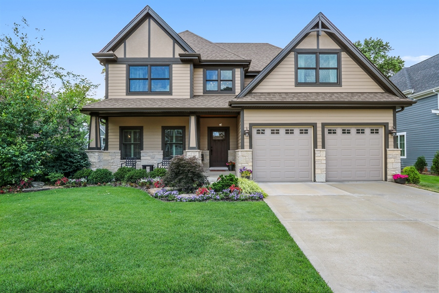 Real Estate Photography - 1232 N Chicago Avenue, Arlington Heights, IL, 60004 - Front View