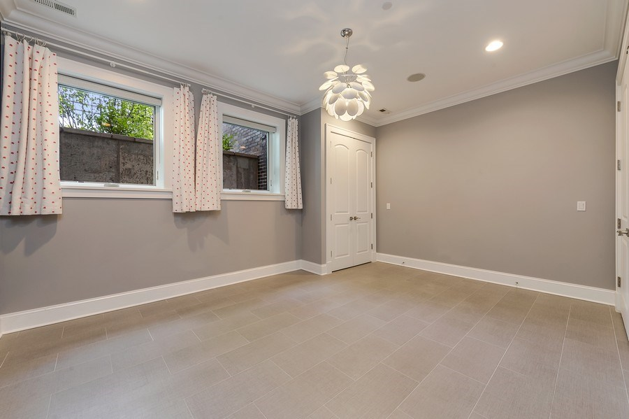 Real Estate Photography - 1526 N Elk Grove, Chicago, IL, 60622 - 5th Bedroom/Playroom