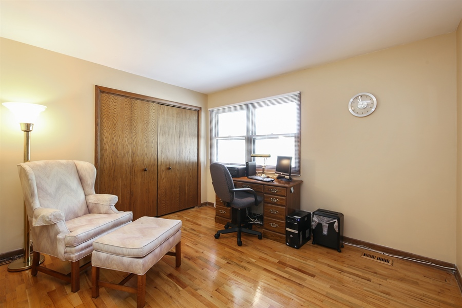 Real Estate Photography - 2421 N Evergreen, Arlington Heights, IL, 60004 - 3rd Bedroom