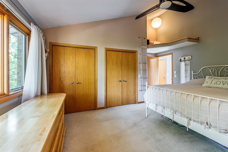 Real Estate Photography - 2035 Wagner Rd, Glenview, IL, 60025 - Bedroom 2
