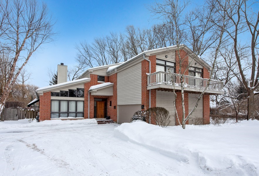 Real Estate Photography - 2035 Wagner Rd, Glenview, IL, 60025 - Front View