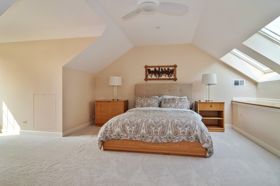 Real Estate Photography - 1626 Dublin Ct, Inverness, IL, 60010 - 5th Bedroom