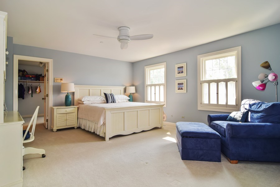 Real Estate Photography - 1626 Dublin Ct, Inverness, IL, 60010 - Bedroom