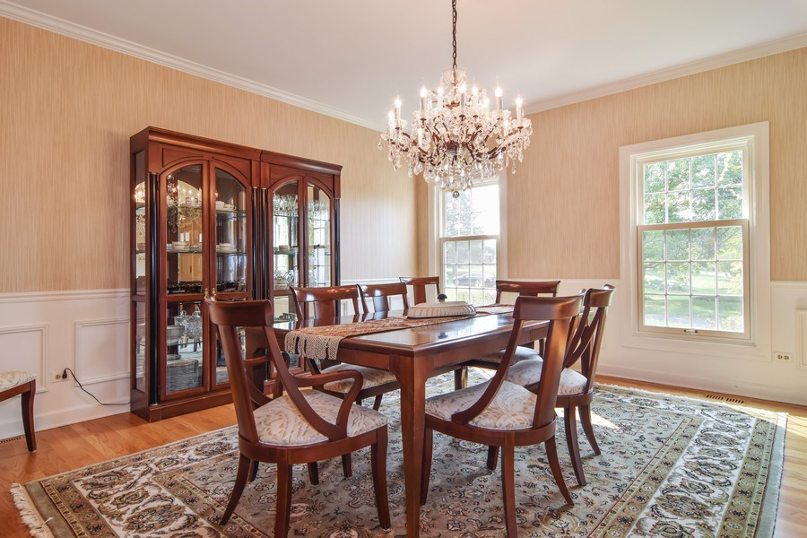 Real Estate Photography - 1626 Dublin Ct, Inverness, IL, 60010 - Dining Room