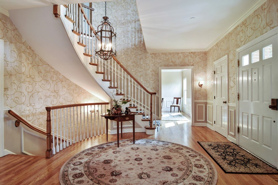 Real Estate Photography - 1626 Dublin Ct, Inverness, IL, 60010 - Foyer