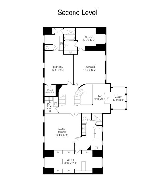 Real Estate Photography - 1626 Dublin Ct, Inverness, IL, 60010 - Floor Plan