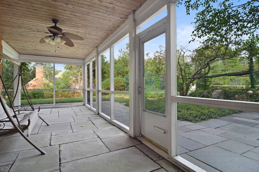 Real Estate Photography - 1626 Dublin Ct, Inverness, IL, 60010 - Patio