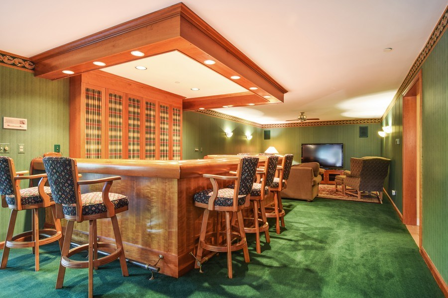 Real Estate Photography - 1626 Dublin Ct, Inverness, IL, 60010 - Play / Recreational Room