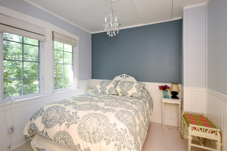Real Estate Photography - 9850 Nolan Ave, Union Pier, MI, 49129 - 2nd Bedroom