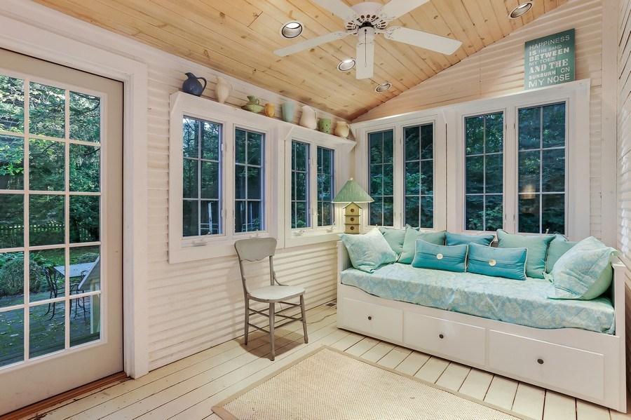 Real Estate Photography - 9850 Nolan Ave, Union Pier, MI, 49129 - 3rd Bedroom