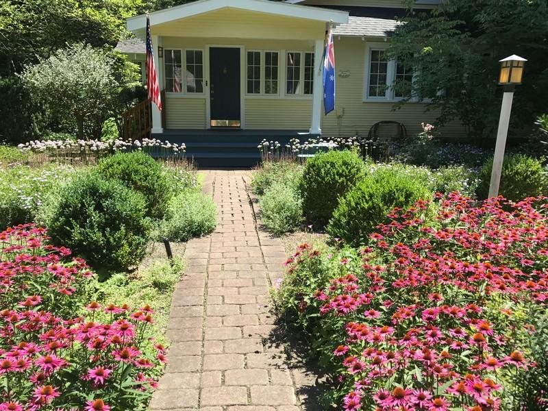 Real Estate Photography - 9850 Nolan Ave, Union Pier, MI, 49129 - Front View