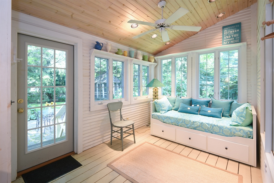 Real Estate Photography - 9850 Nolan Ave, Union Pier, MI, 49129 - Bedroom 3