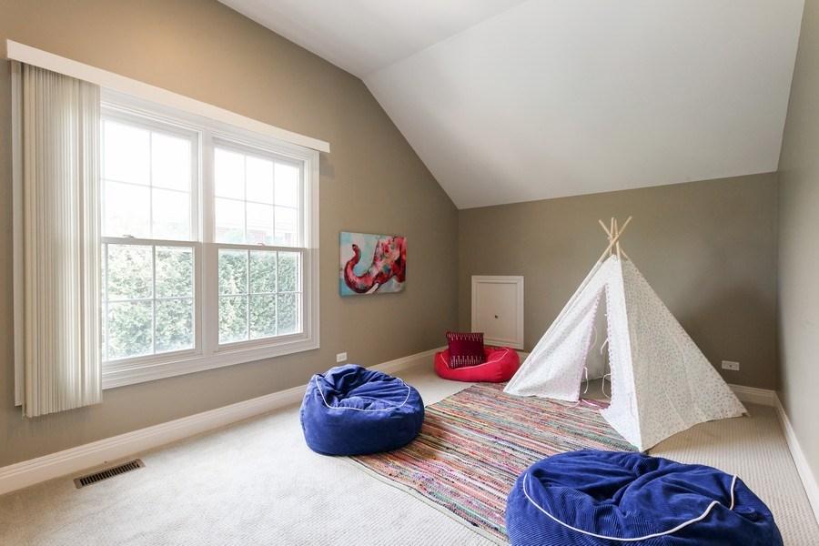 Real Estate Photography - 1471 Kittyhawk Ln, Glenview, IL, 60026 - 2nd floor Bonus Room