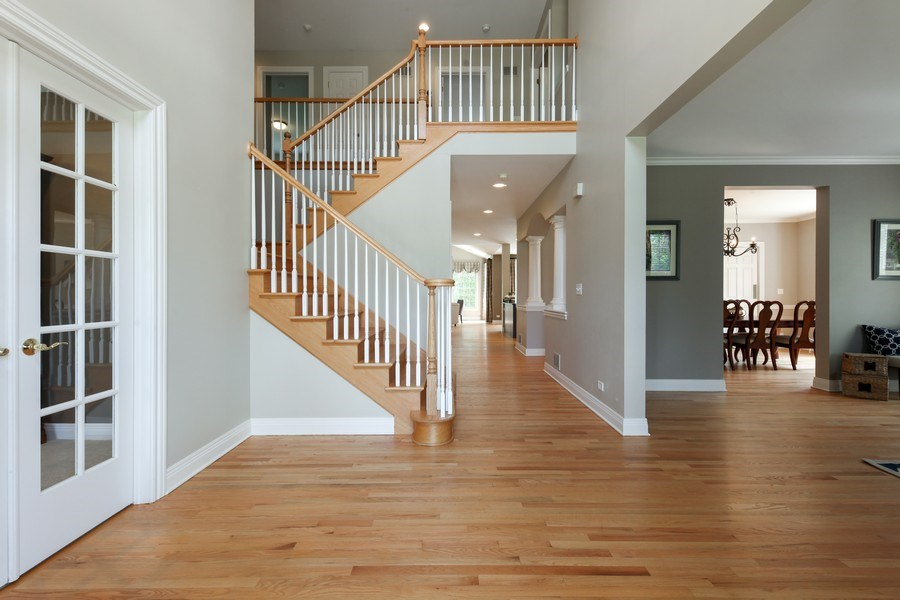 Real Estate Photography - 1471 Kittyhawk Ln, Glenview, IL, 60026 - Foyer