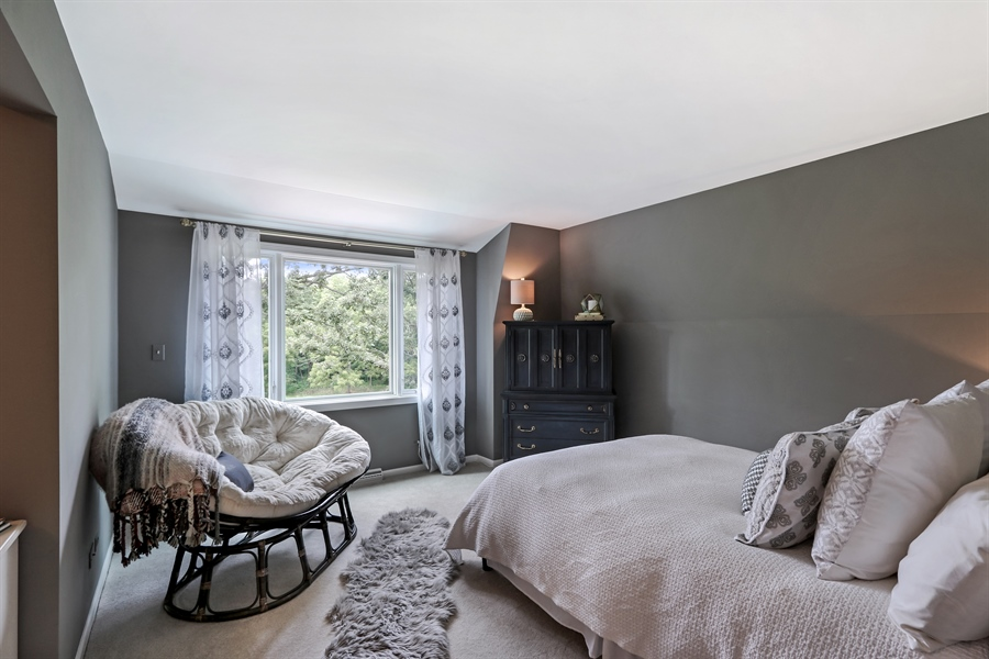 Real Estate Photography - 20730 W Exeter Rd, Kildeer, IL, 60047 - Master Bedroom