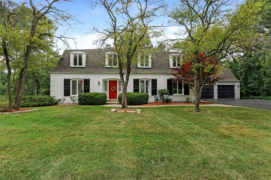 Real Estate Photography - 20730 W Exeter Rd, Kildeer, IL, 60047 - Front View