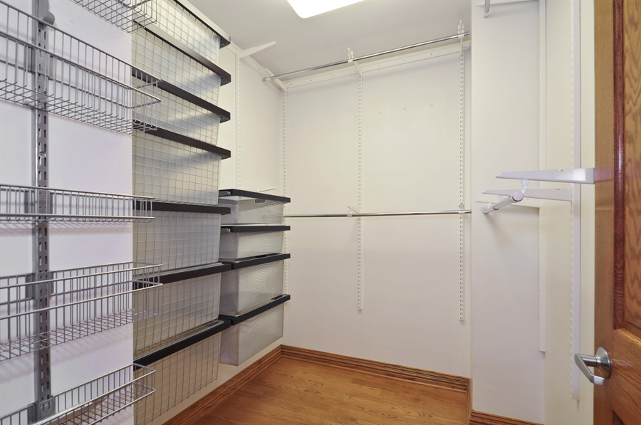 Real Estate Photography - 21 W Chestnut Street, unit 1102, Chicago, IL, 60610 - 2nd Walk-in Closet