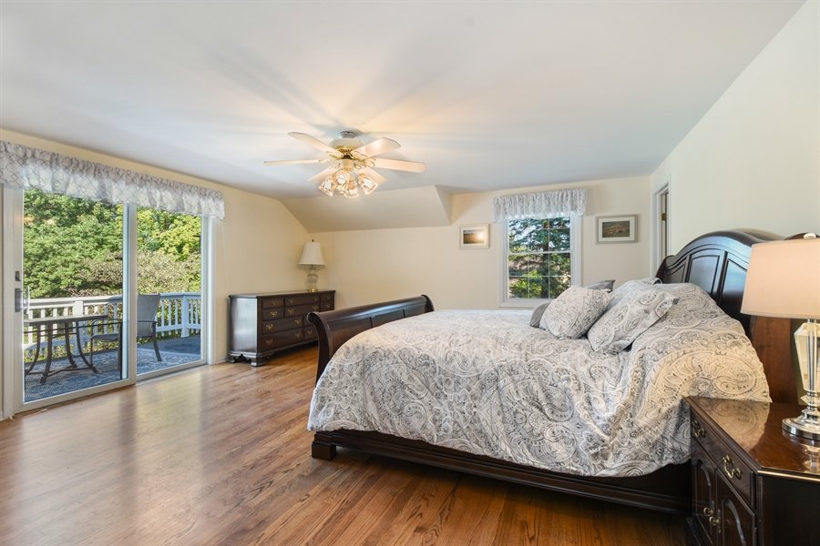 Real Estate Photography - 544 Rob Roy Court, Inverness, IL, 60067 - Master Bedroom