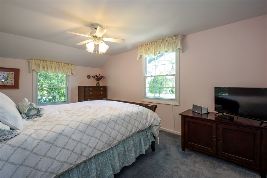 Real Estate Photography - 544 Rob Roy Court, Inverness, IL, 60067 - 3rd Bedroom