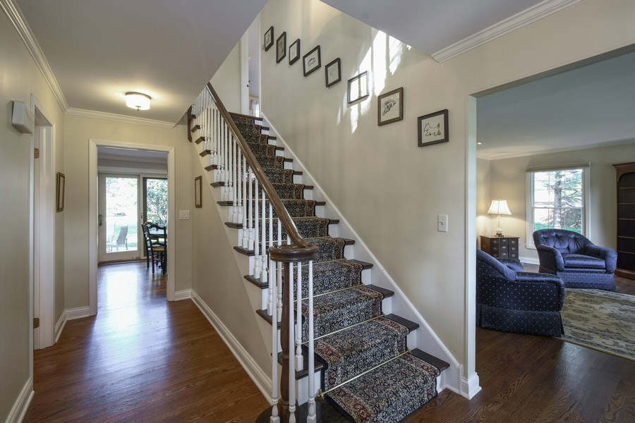 Real Estate Photography - 544 Rob Roy Court, Inverness, IL, 60067 - Foyer