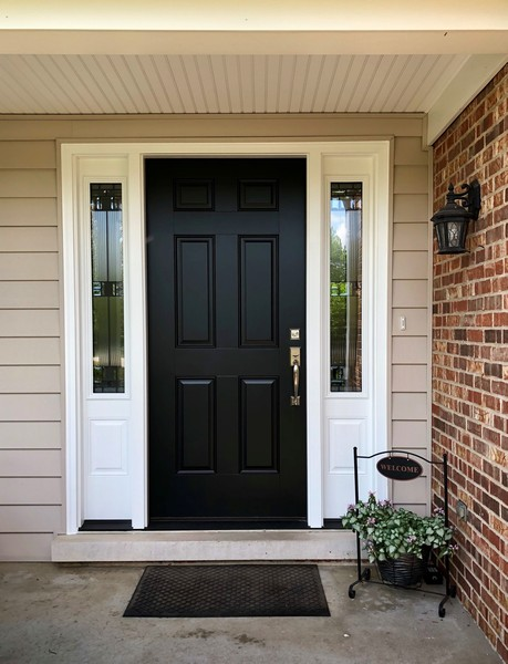 Real Estate Photography - 544 Rob Roy Court, Inverness, IL, 60067 - Front Door