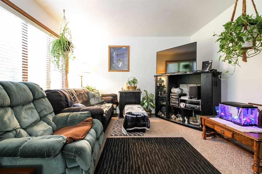 Real Estate Photography - 5754 HWY 11, A&B, Delavan, WI, 53115 - Living Room