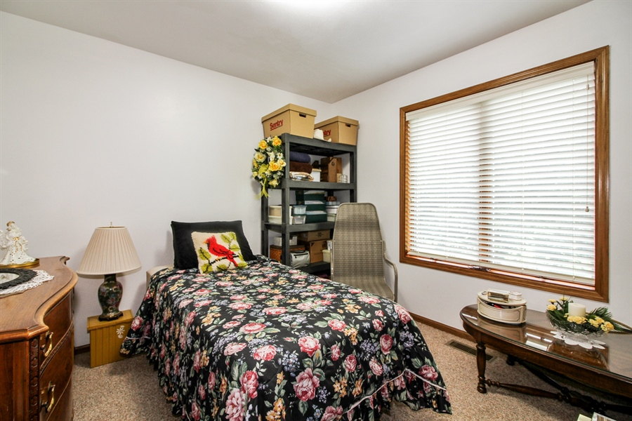 Real Estate Photography - 5754 HWY 11, A&B, Delavan, WI, 53115 - 4th Bedroom