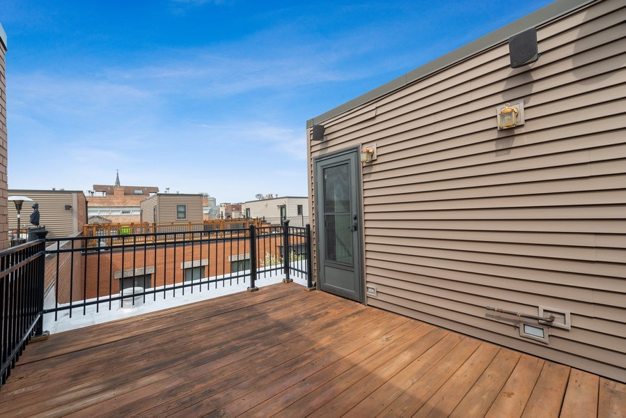 Real Estate Photography - 1445 N Cleveland, Unit A, Chicago, IL, 60610 -
