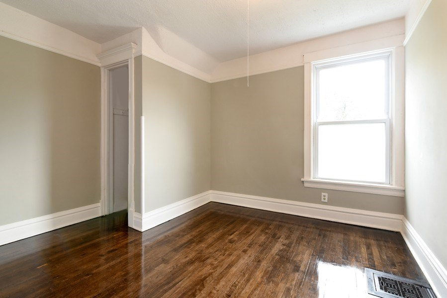 Real Estate Photography - 1753 W Devon, Chicago, IL, 60660 - 2nd Bedroom