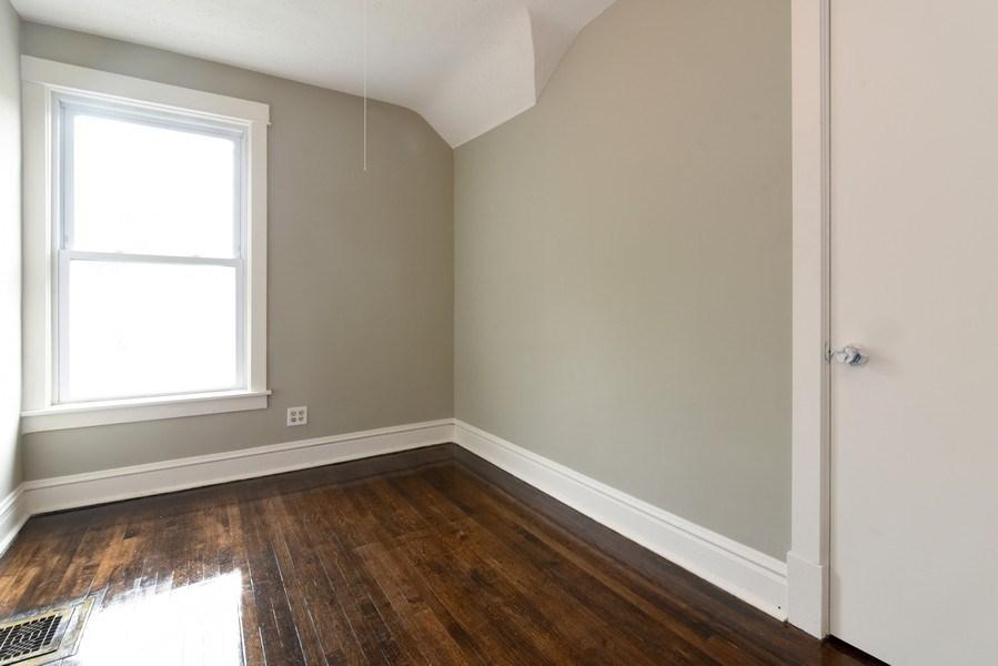 Real Estate Photography - 1753 W Devon, Chicago, IL, 60660 - 3rd Bedroom