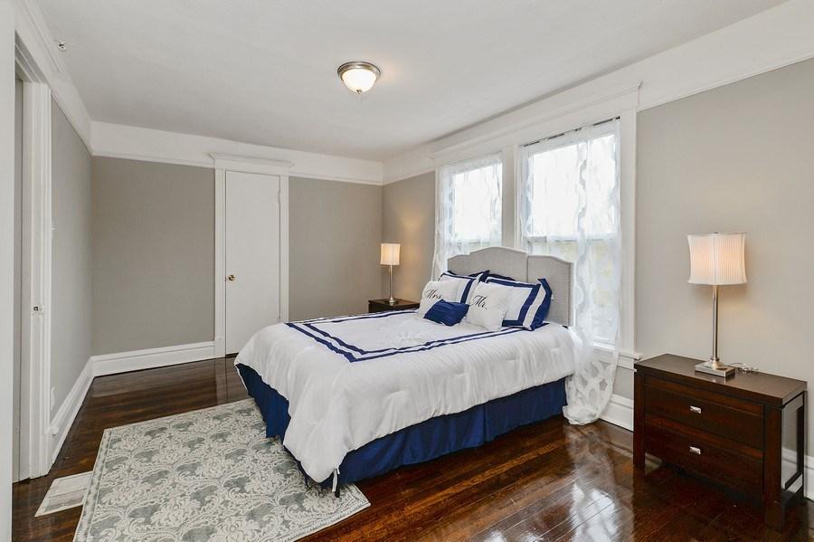 Real Estate Photography - 1753 W Devon, Chicago, IL, 60660 - Bedroom