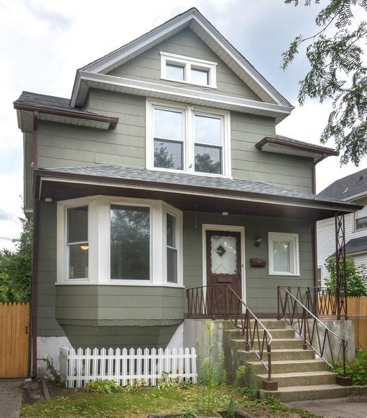 Real Estate Photography - 1753 W Devon, Chicago, IL, 60660 - Front View