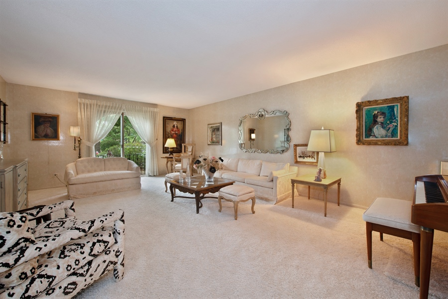 Real Estate Photography - 2381 El Cid Ln., Northbrook, IL, 60062 - Living Room