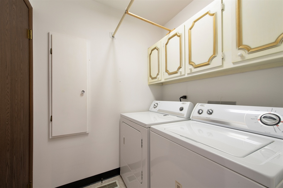 Real Estate Photography - 2381 El Cid Ln., Northbrook, IL, 60062 - Laundry Room