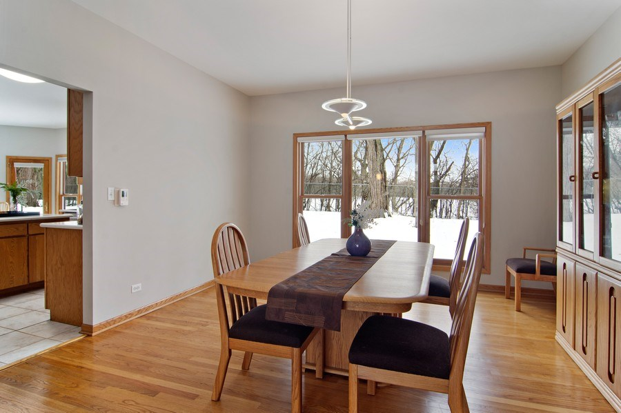 Real Estate Photography - 289 Lions Ct, Lake Zurich, IL, 60047 - Dining Room