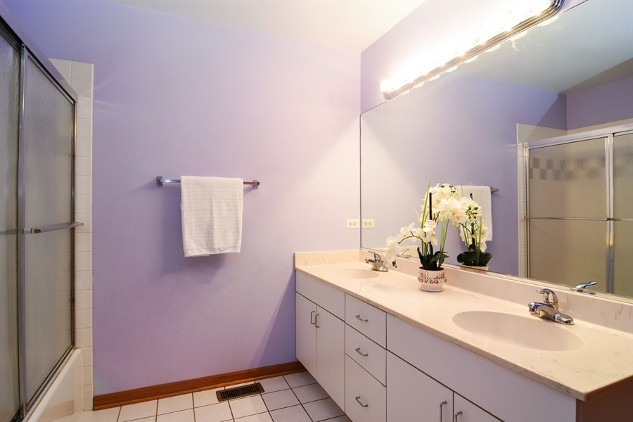 Real Estate Photography - 289 Lions Ct, Lake Zurich, IL, 60047 - Bathroom