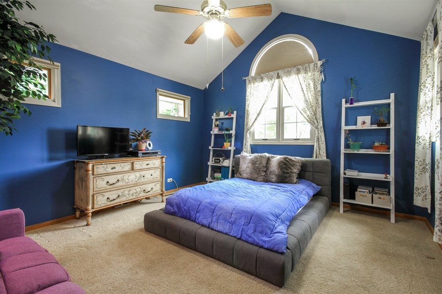 Real Estate Photography - 2028 N. Wolcott, Chicago, IL, 60614 - Bedroom