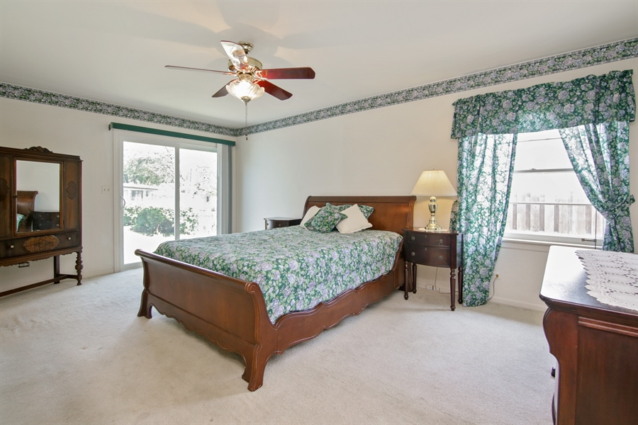 Real Estate Photography - 603 N Hickory Ave, Arlington Heights, IL, 60004 - Master Bedroom