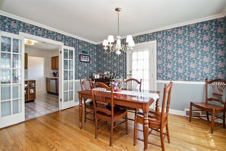 Real Estate Photography - 603 N Hickory Ave, Arlington Heights, IL, 60004 - Dining Room