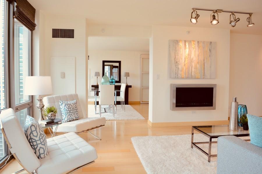 Real Estate Photography - 2 E Erie, 3005, Chicago, IL, 60611 -