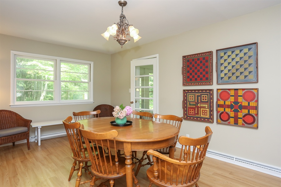 Real Estate Photography - 6713 Parkway Dr, sawyer, MI, 49125 - Dining Room