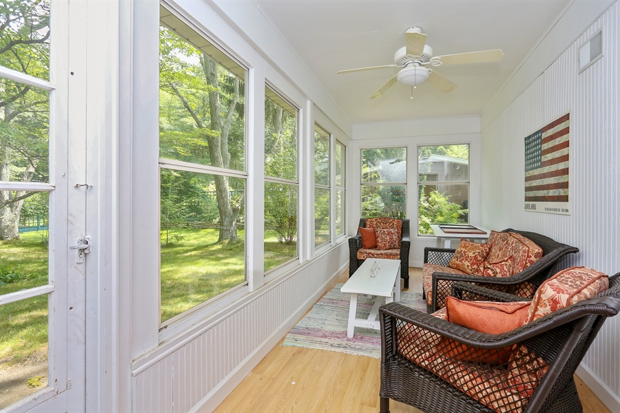 Real Estate Photography - 6713 Parkway Dr, sawyer, MI, 49125 - Sun Room