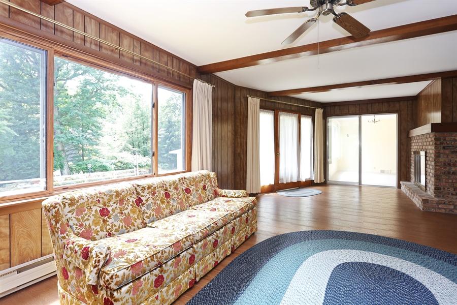 Real Estate Photography - 15206 Lakeside Rd, Lakeside, MI, 49116 - Family Room