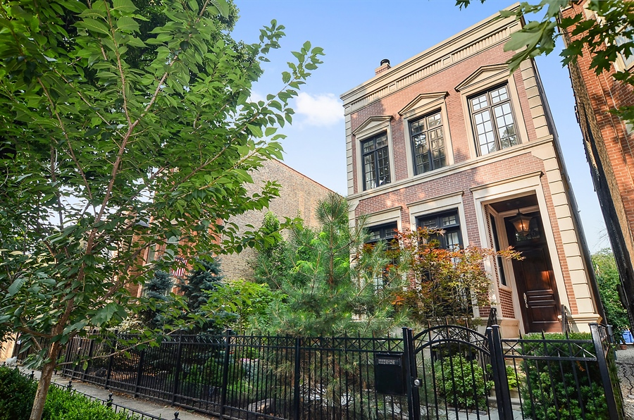 Real Estate Photography - 2226 N. Magnolia, Chicago, IL, 60614 - Front View