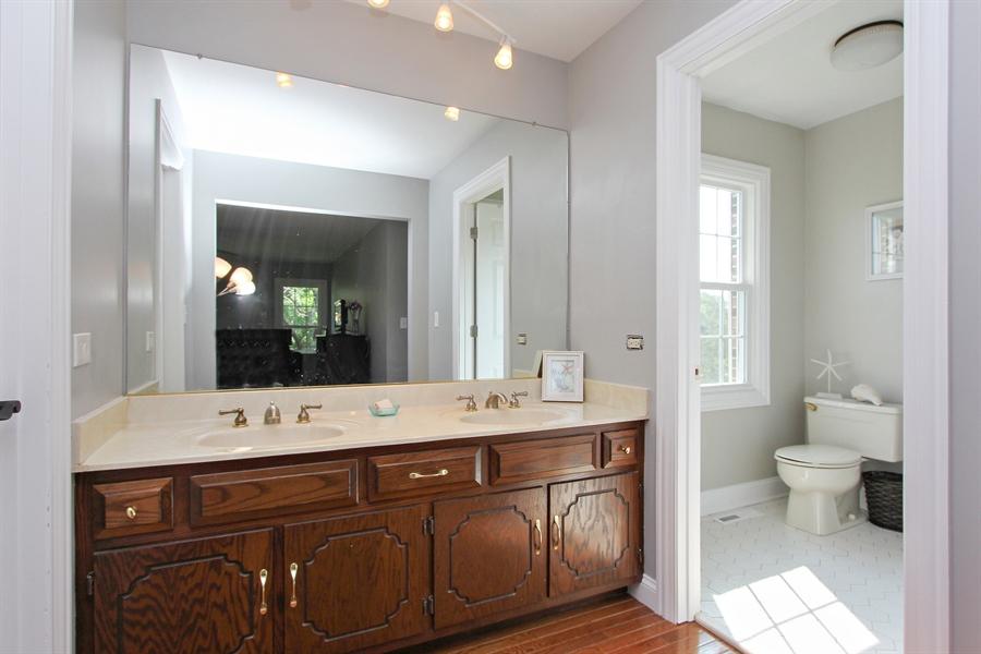 Real Estate Photography - 20553 N Weatherstone, Kildeer, IL, 60047 - Master Bathroom